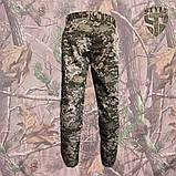 Камуфляжні штани робочі ММ14, фото 2