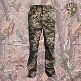 Камуфляжні штани робочі ММ14, фото 3