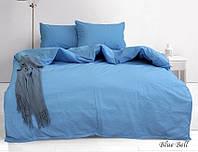 ТМ TAG Комплект постільної білизни євро Blue Bell, фото 1