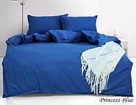 ТМ TAG Комплект постельного белья евро Princess Blue, фото 1