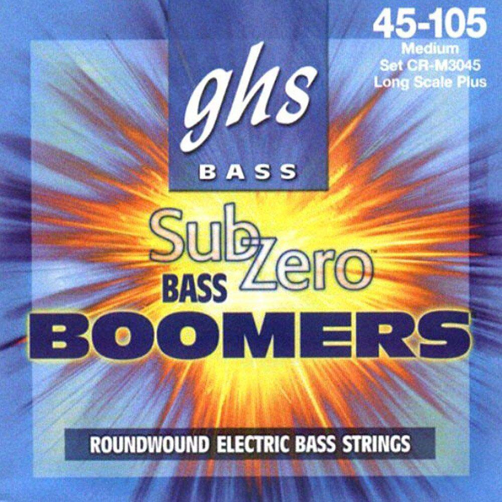 Струни для басгітари GHS CRM3045