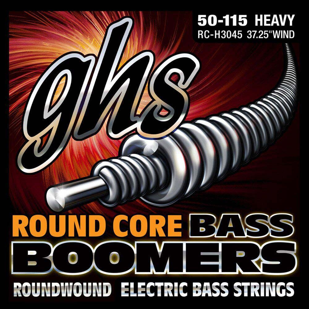 Струны для басгитары GHS H3045