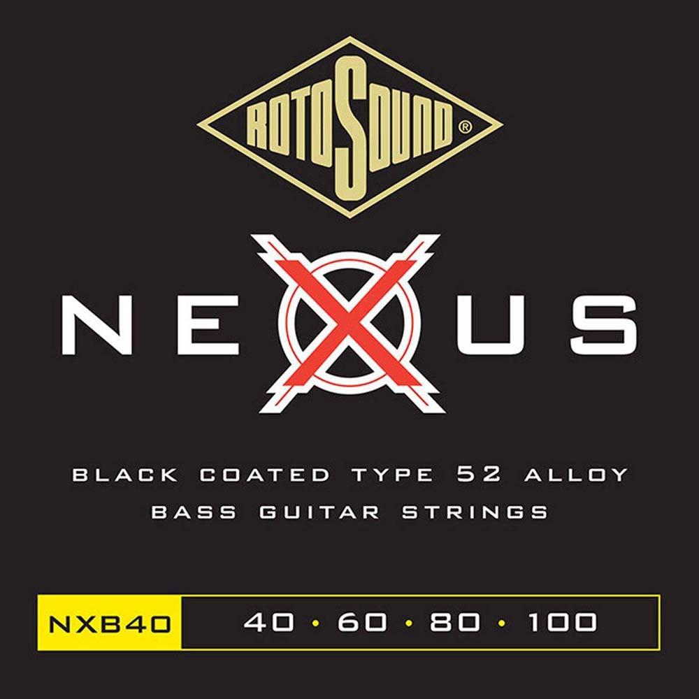 Струни для бас-гітари Rotosound NXB40