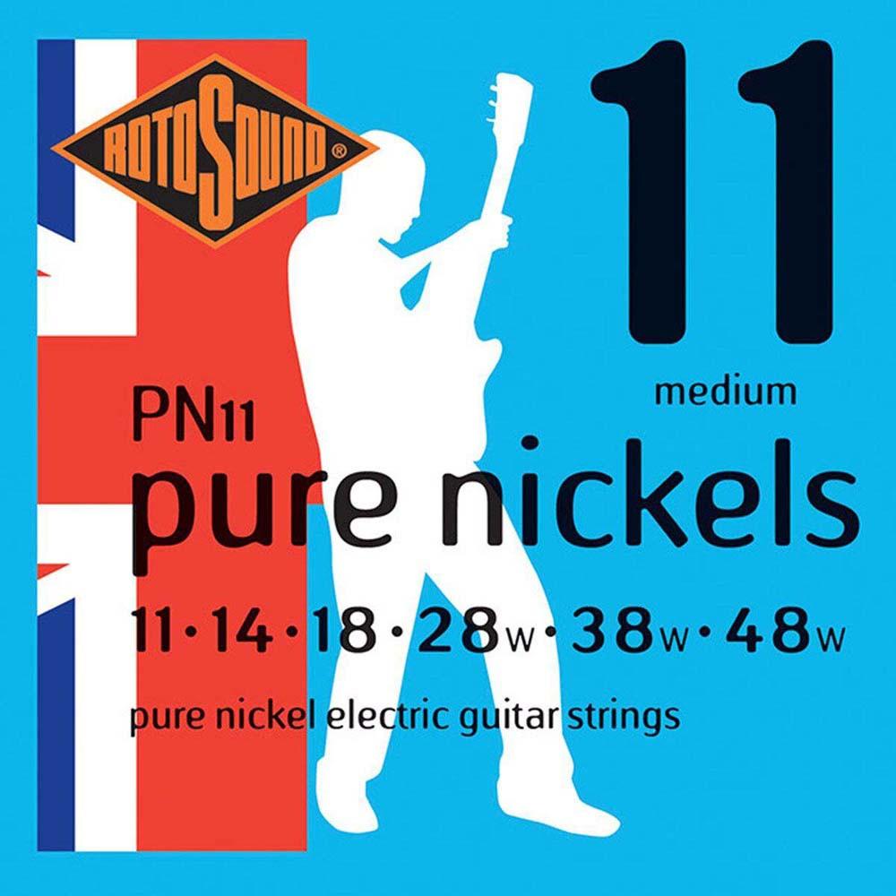 Струны для электрогитары Rotosound PN11