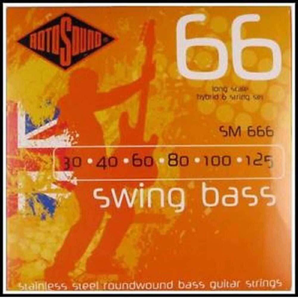 Струни Rotosound SM666