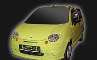 Реснички на фары Daewoo Matiz Матиз 2006+ г.в.