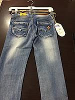 Подростковые джинсы на мальчиков