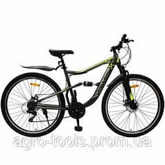 """Велосипед SPARK X-RAY 19 (колеса 29"""", сталева рама - 19"""")"""
