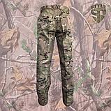 Камуфляжні штани робочі MultiCam, фото 2