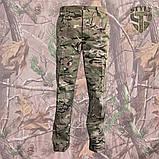 Камуфляжні штани робочі MultiCam, фото 3
