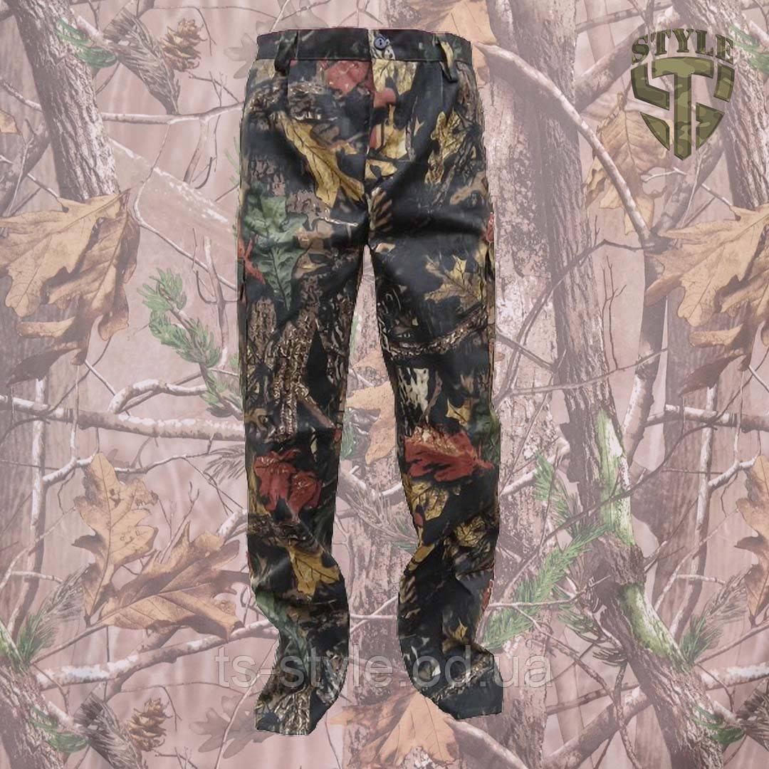 Камуфляжні штани робочі Темний дуб (дуб-8)