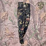 Камуфляжні штани робочі Темний дуб (дуб-8), фото 4