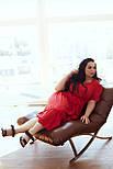 Сукня ТМ ALL POSA Люсьєна червоний 50 (100690), фото 6