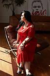 Сукня ТМ ALL POSA Люсьєна червоний 50 (100690), фото 8