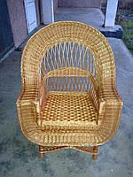 """Плетеное кресло """"Полька"""""""