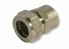 Муфта усиленная никелированная DISPIPE BIC40x11/2 (F)NHP