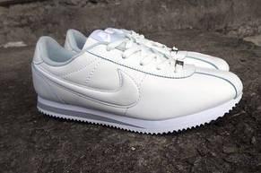 14db1fd8 Модные кроссовки NIke Cortez белые кожаные 42,46р: продажа, цена в ...