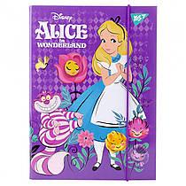 "Папка для зошитів YES картонна В5 ""Alice"" 491899"