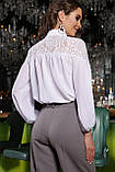 GLEM Блуза Джая д/р, фото 3