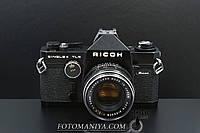 Ricoh singlex TLS kit Rikenon 50mm f1,7, фото 1