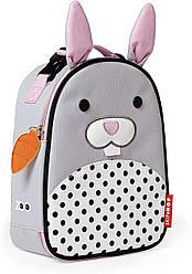 Детская термосумка Skip Hop Zoo lunch bag - Bunny (Кролик), 3+