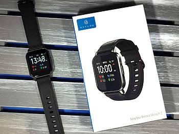 Умные часы Xiaomi Haylou LS02 ОРИГИНАЛ + ГАРАНТИЯ 6 МЕСЯЦЕВ