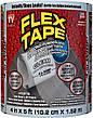 Скотч лента Flex Tape сверхпрочная водонепроницаемая 10х150 см прозрачная, фото 5