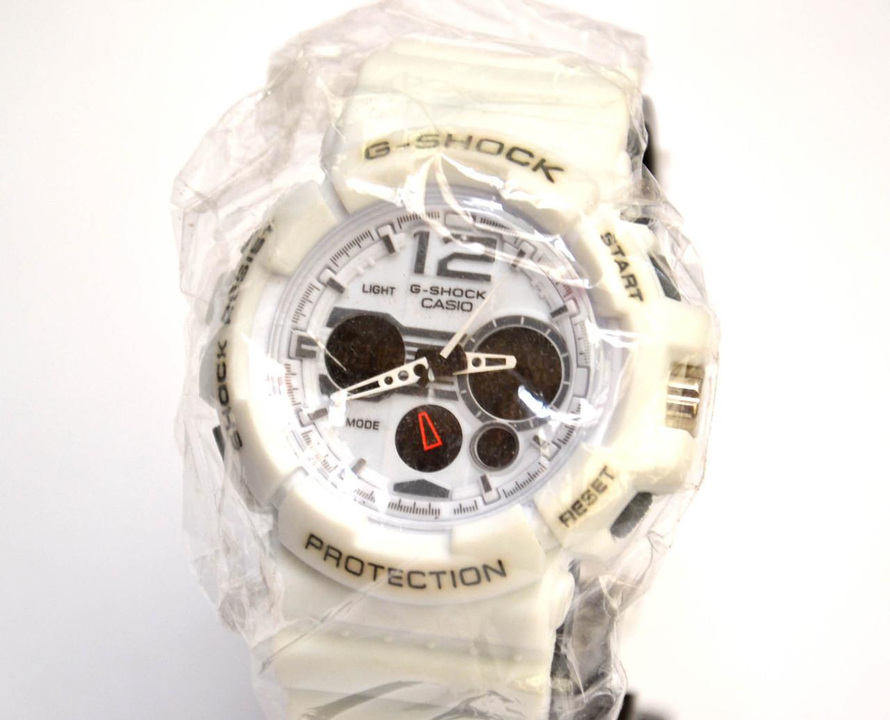 Наручний годинник Protection Білі