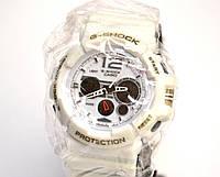 Наручний годинник Protection Білі, фото 1