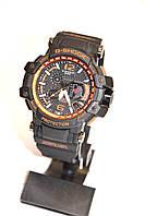 Годинники наручні GPW-1000 чорні з помаранчевим