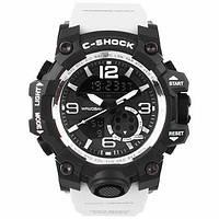 Часы наручные C-SHOCK GG-1000B Silver-Black