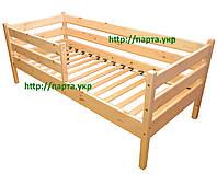 Ліжко односпальне + бортик, фото 1