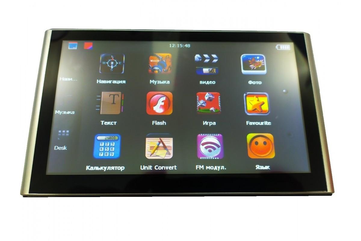 GPS навігатор Pioneer android 708 (512 ОЗУ/8 ПЗУ)