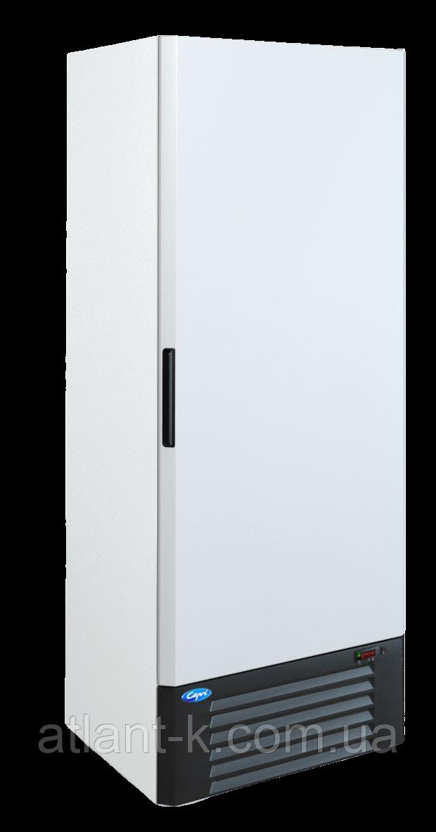 Холодильный шкаф Капри 0,7 М, (0..+7)