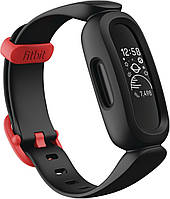 Fitbit Ace 3 Black/Red (FB418), фото 1