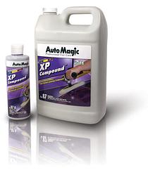 Абразивная двух шаговая паста Auto Magic XP Magic Cut 3,785 л