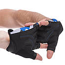 Перчатки для фитнеca HARD TOCH FG-002, размер L, фото 3