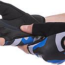 Перчатки для фитнеca HARD TOCH FG-002, размер L, фото 4