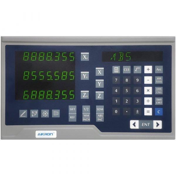 Пристрій цифрової індикації Aikron 3 осі 5 вольт LED дисплей A20-3V