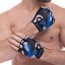 Рукавички для фітнесу HARD TOCH FG-002, розмір XS, фото 5