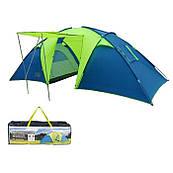 Палатка шестиместная GreenCamp