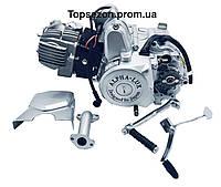 Двигатель Альфа Дельта 110сс механика