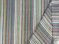 Ткань лен натуральний, полоса № 1309, фото 1
