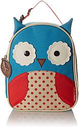 Детская термосумка Skip Hop Zoo lunch bag - Owl (Сова), 3+