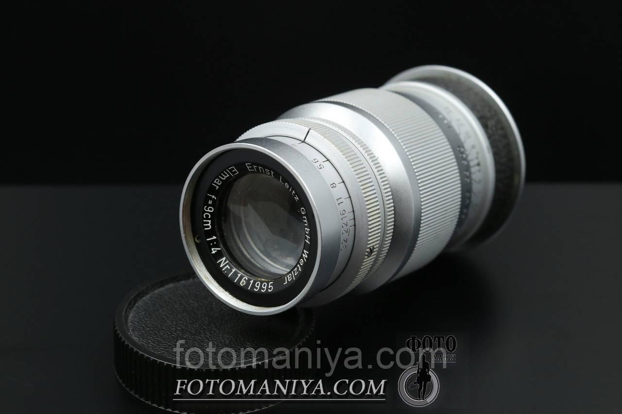 Leica Elmar  9cm f4  Ernst Leitz GmbH Wetzlar  M39