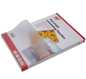 Плівка для ламінації A4 (216х303) 80мкм, YULONG Anti-static