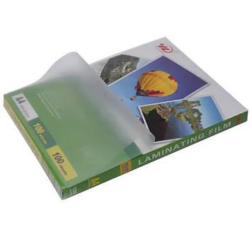 Плівка для ламінації A4 (216х303) 100мкм, YULONG, Три шари