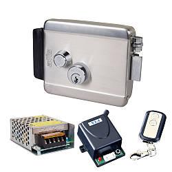 Комплект контроля доступа с электромеханическим замком ATIS Lock SS, радиоконтроллером Yli Electronic