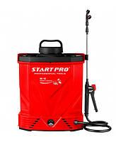 Обприскувач акумуляторний Start Pro SK-12 (бак 12 літрів)