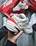 Чоловічі кросівки Nike M2 Tekno (бежеві) крута якісна взуття KS 1526, фото 5